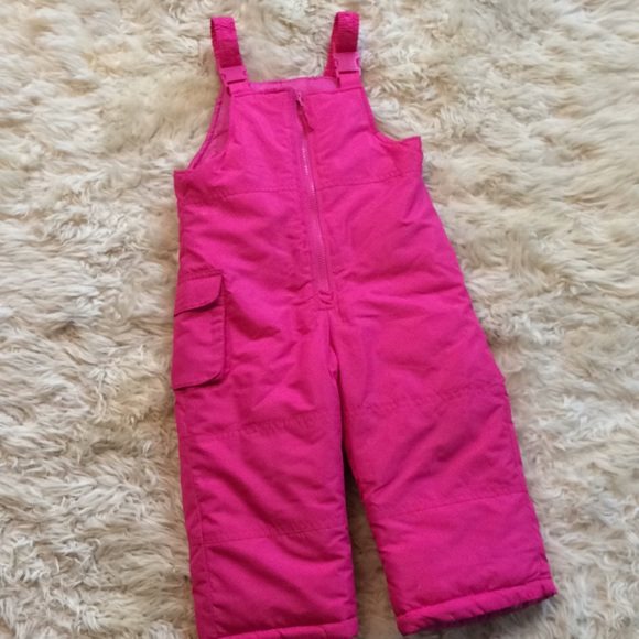 3b171a303 London Fog Jackets & Coats | Pink 24m Snow Pants Snowpant 24 Months ...